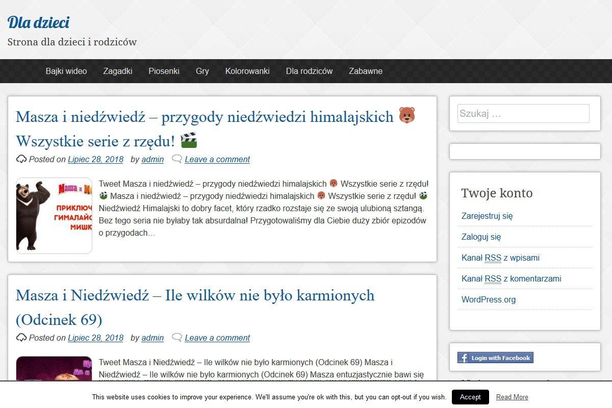 dladzieci.info